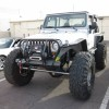 Jeep Wrangler Line Rock Installed